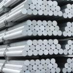 Aluminium rondstaf 6026